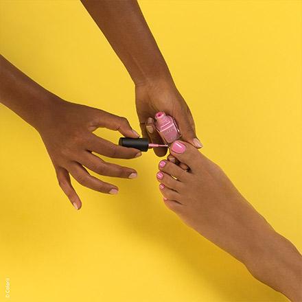Colorii - Beauté des pieds