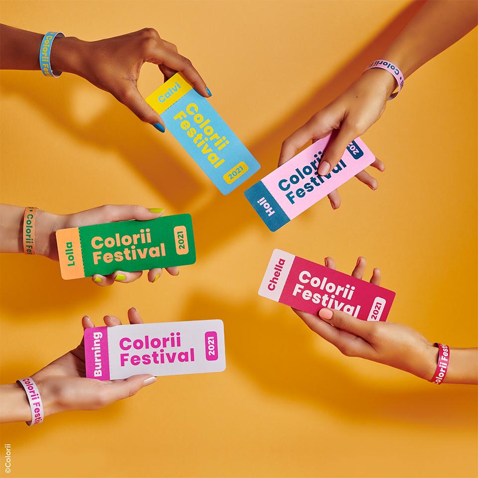 Colorii - Vernis Festival