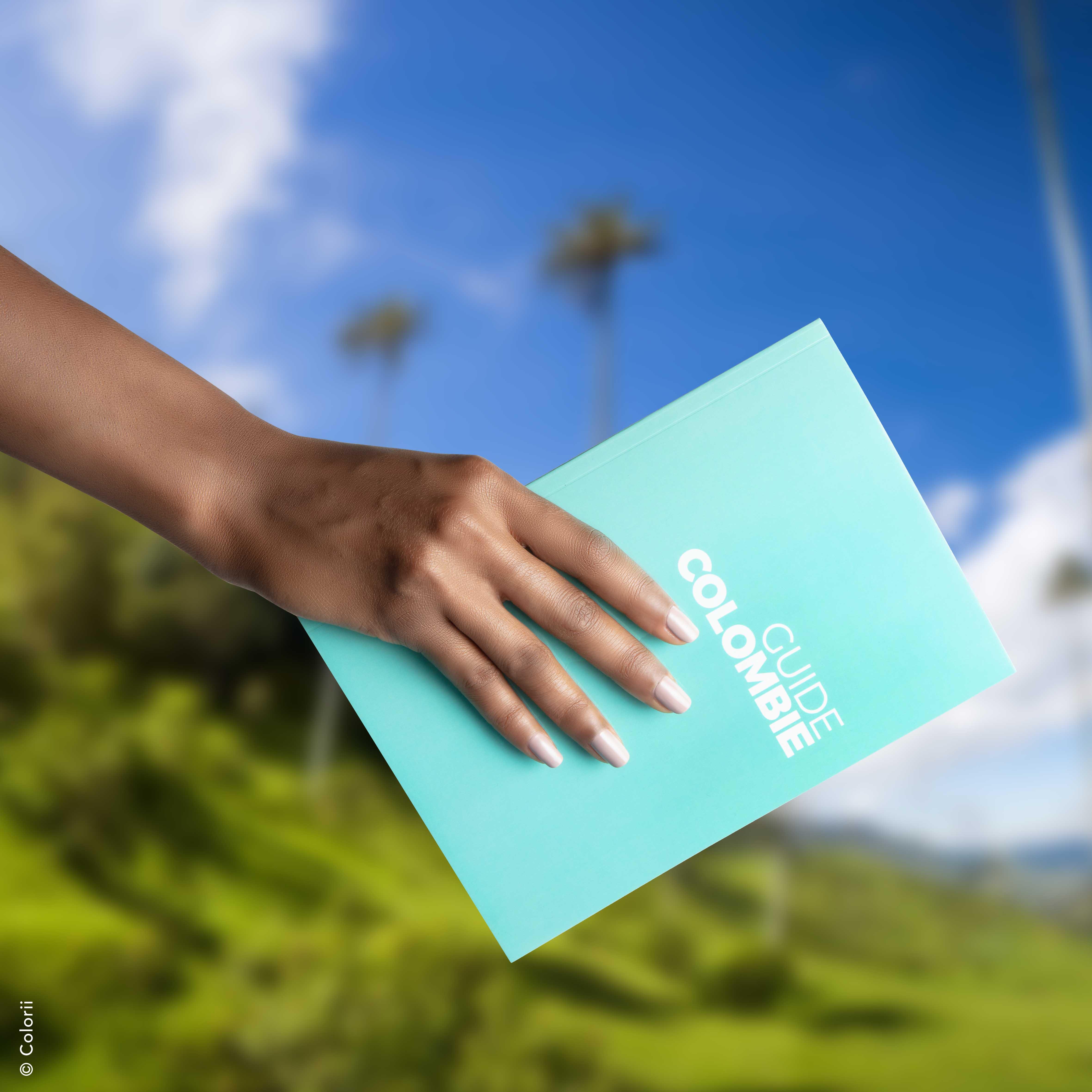 Colorii - Vernis Colombian Trek